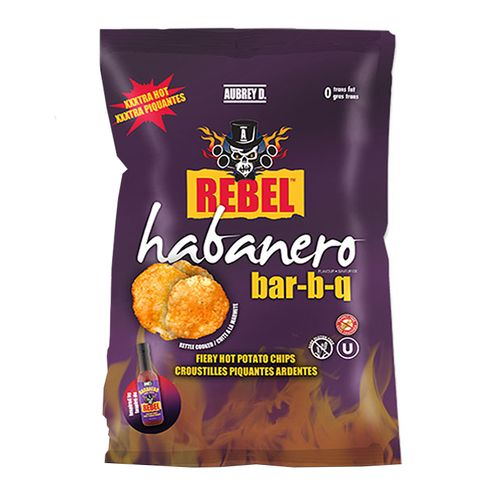 Rebel Habanero bar-b-q 142 g