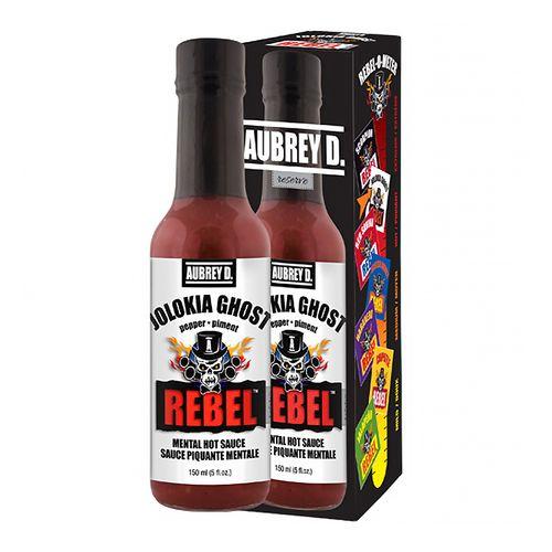 Rebel Jolokia Ghost 150 ml