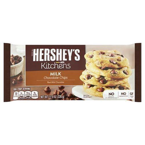 Hersheys milk Chocolate Chips 326 g