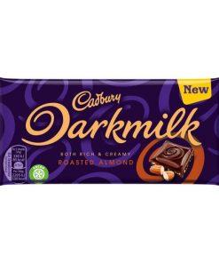 Cadbury Dairy Milk Almond Chocolate Bar 85 g