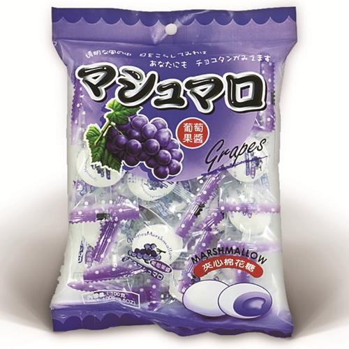 Mochi Grape Marshmallow 100 g
