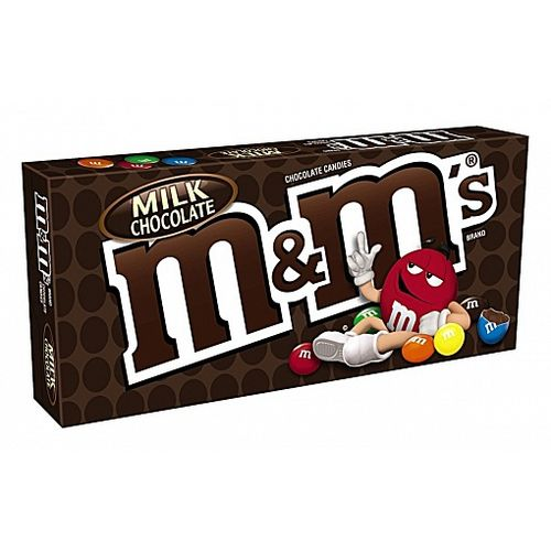 M&M Milk Chocolate 88 g