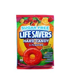 Life Savers 5 Flavor Sugar-Free 78 g