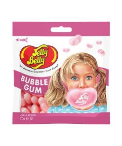 Jelly Belly Bubble Gum 70 g