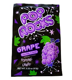 Pop Rocks Grape 9.5 g