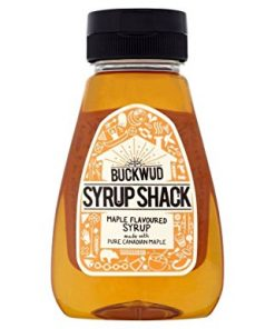 Buckwud Shack Maple flavoured 240 g
