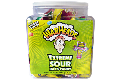 Warheads Extreme Sour 4 g