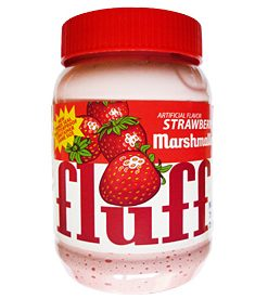 Fluff marshmallow strawberry 213 g