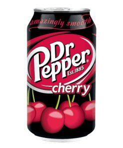 Dr. Pepper Cherry plechovka 355 ml