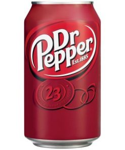 Dr. Pepper Classic plechovka 355 ml