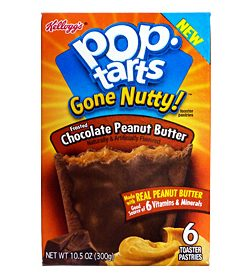 Pop Tarts Chocolate peanut butter 300 g