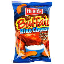 Herrs buffalo blue cheese 198.5 g