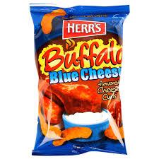 Herrs buffalo blue cheese 198.5 g