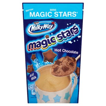 Milky Way magic stars hot Chocolate 140 g