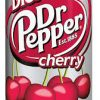 Dr. Pepper diet Cherry plechovka 355 ml