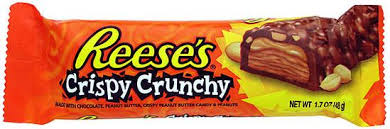 Reeses Cripsy Crunchy King Size 87 g
