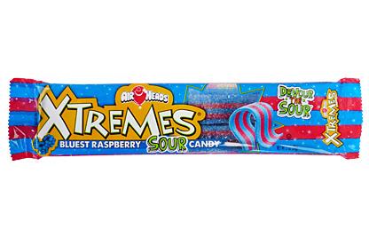 Airheads Xtremes Bluest Raspberry 57 g