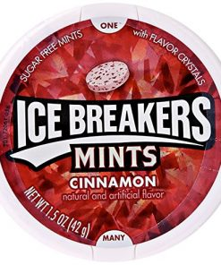 Ice Breakers Cinnamon Mints 42 g