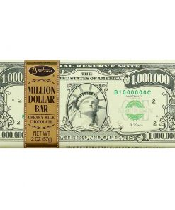 Bartons Million Dollar Chocolate Bar 57 g