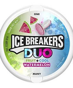 Ice Breakers Duo Watermelon Mints 36 g