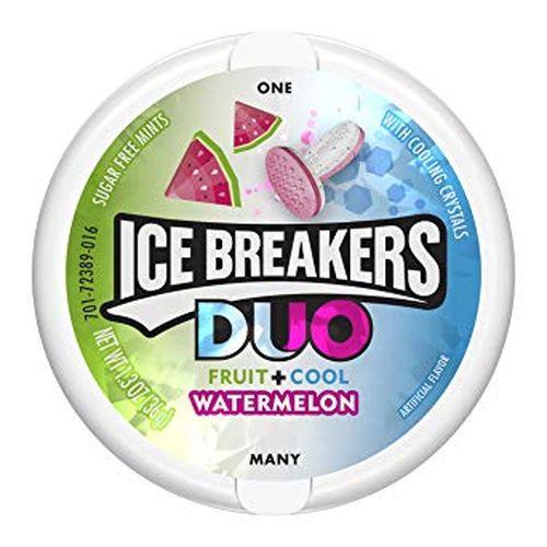 Ice Breakers Duo Watermelon Mints 36 g