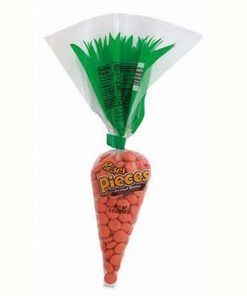 Reeses Pieces Easter Candy Carrot 76 g