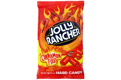 Jolly Rancher Hard Cinnamon Fire 198 g