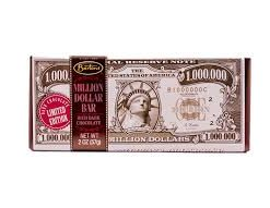 Bartons Million Dollar Dark Chocolate Bar 57 g