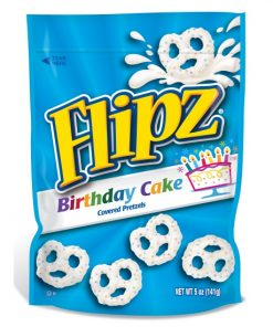 Flipz Birthday Cake 141 g
