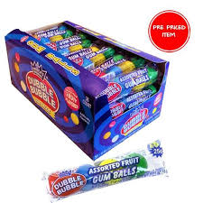 Dubble Bubble Flavor Twist Bubble Gum 113 g
