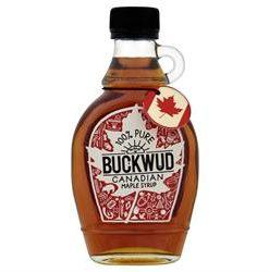 Buckwud Maple Syrup Clear 250 g