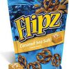 Flipz caramel sea salt 141 g