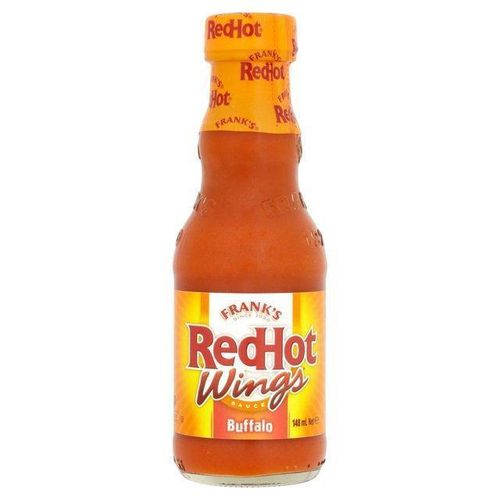 Franks Red Hot Wings Buffalo sauce 148 ml