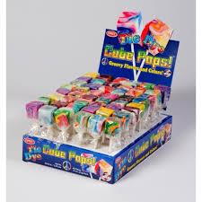 Espeez Tie Dye Cube Pops 21 g