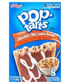 Pop Tarts Chocolate Chip Cookie Dough 400 g