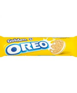 Oreo golden creme 154 g