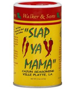 Slap Ya Mamam Cajun Seasoning Original Blend