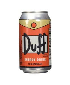 Duff Energy Drink 355 ml