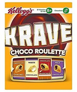 Kelloggs Krave Choco Roulette 375 g