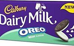 Cadbury Oreo Mint 120 g
