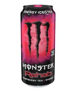Monster Rehab Raspberry plechovka 458 ml