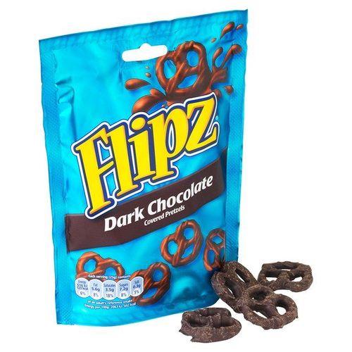 Flipz Dark Chocolate Pretzels 100 g