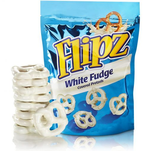 Flipz White 90 g