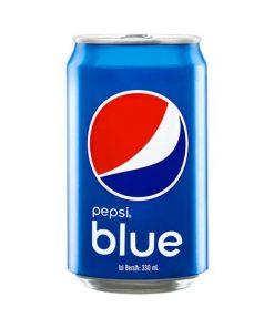 Pepsi Blue plechovka 330 ml