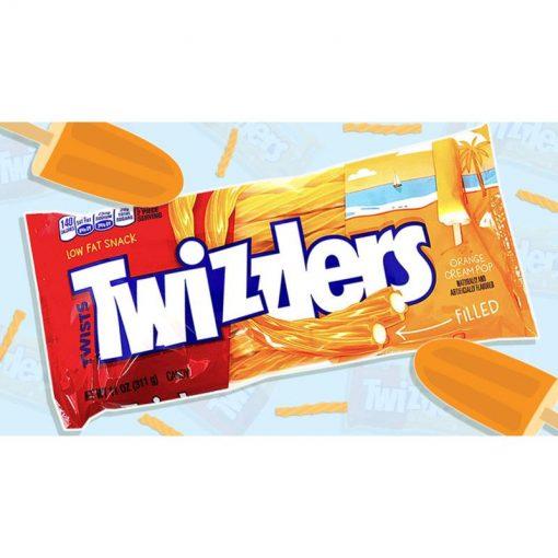 Twizzlers Orange Cream Pop 311 g