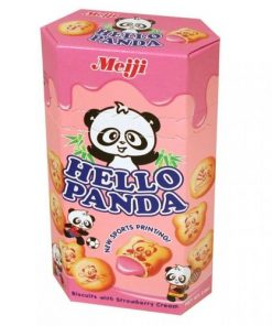 Hello Panda Strawberry 43 g