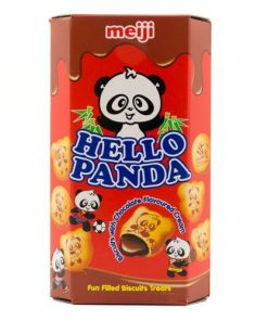 Hello Panda Chocolate 43 g