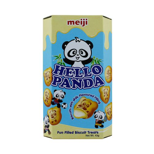 Hello Panda Milk Flavoured 43 g