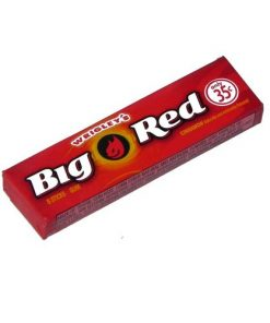 Wrigleys Big Red cinnamon 5 sticks