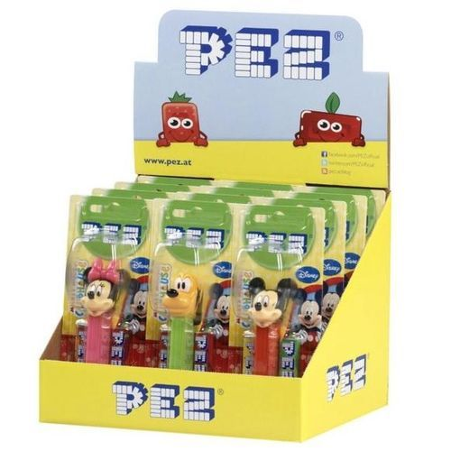 Pez Dispencer Mickey 17 g